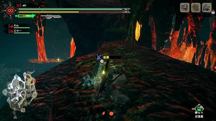 溶岩洞_鉱脈15