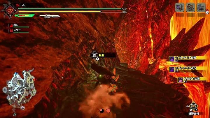 溶岩洞_鉱脈16-6