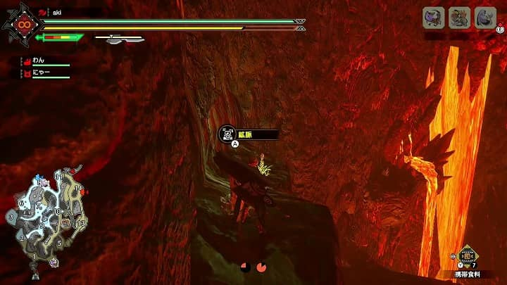 溶岩洞_鉱脈16-4