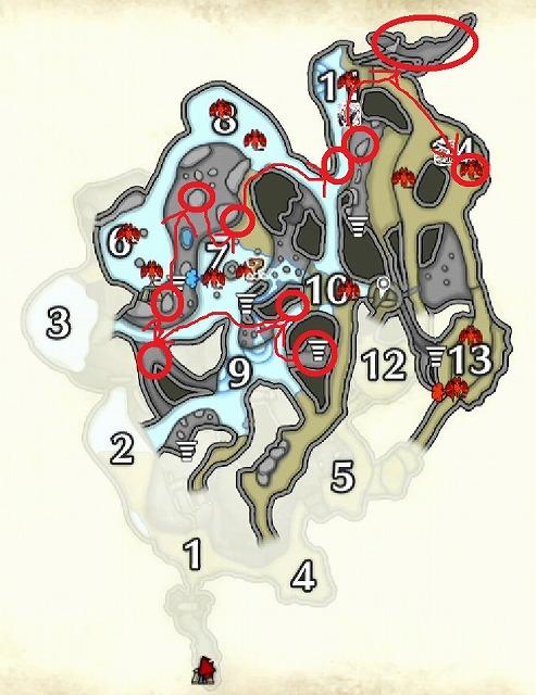 マップ(下層)